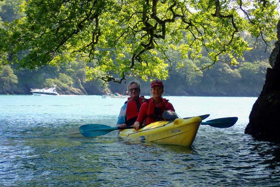 Sea Kayak Devon Ltd -Hidden Devon- (Half Day Trip)