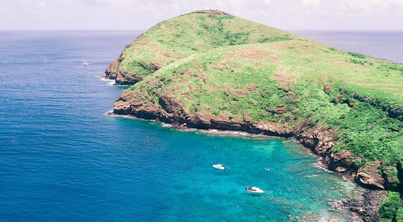Fun Dive on Coin de Mire Island (Certified diver)
