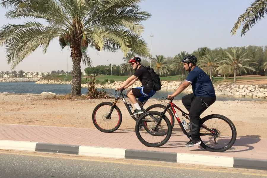 Adventurati Outdoor Sunrise City Ride - RAK