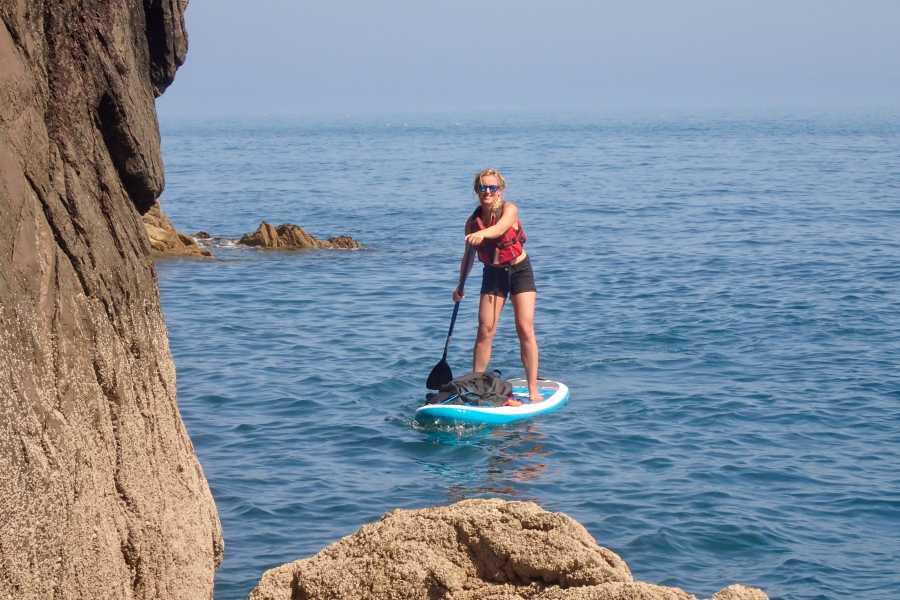 Sea Kayak Devon Ltd Paddle Board (Half Day Trip)