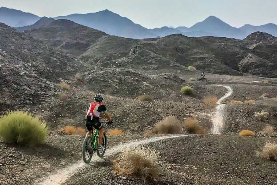 Adventurati Outdoors Sunrise Mountain Biking - Wadi Showka - RAK