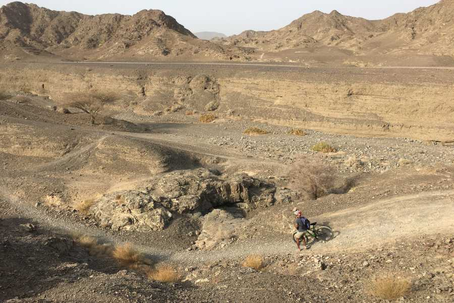 Adventurati Outdoor Sunrise Mountain Biking - Jabal Jais - RAK