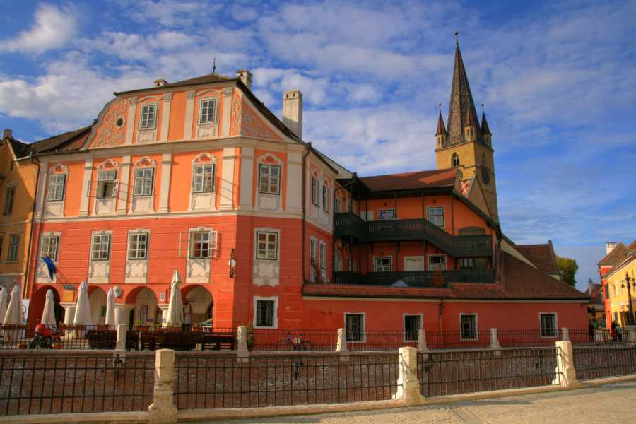 TravelMaker Transfagarasan Road and the Medieval City of Sibiu - shared - 2 days
