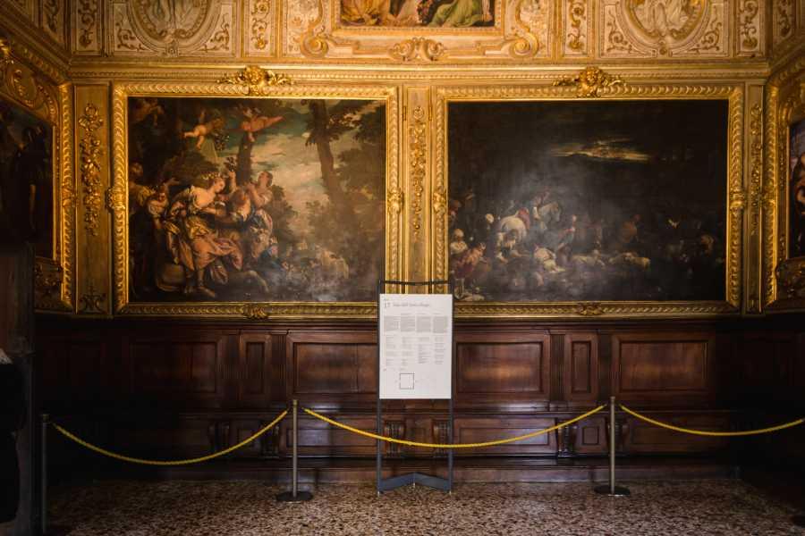 Venice Tours srl Palazzo Ducale con guida portatile