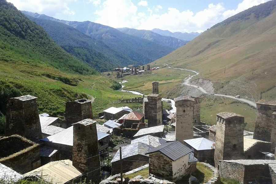 Walkbout International LLC Culture & History - Georgia:  Tusheti-Hidden Gem Of Georgia - 7 Days Rural Holidays