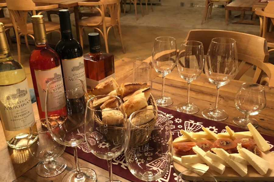 Walkbout International LLC Gastronomy - Georgia: Good Mood=Good Food  5 Days / 4 Nights All Inclusive
