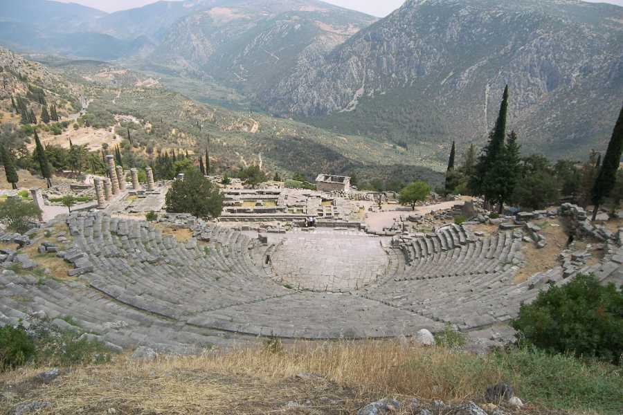 Grekaddict Delphi Private Day Trip from Athens