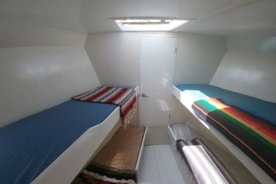 Cacique Cruiser BOAT TO PANAMA -Sovereign Grace Sailboat