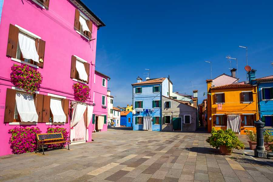 Venice Tours srl The lagoon tour: Murano, Burano & Torcello