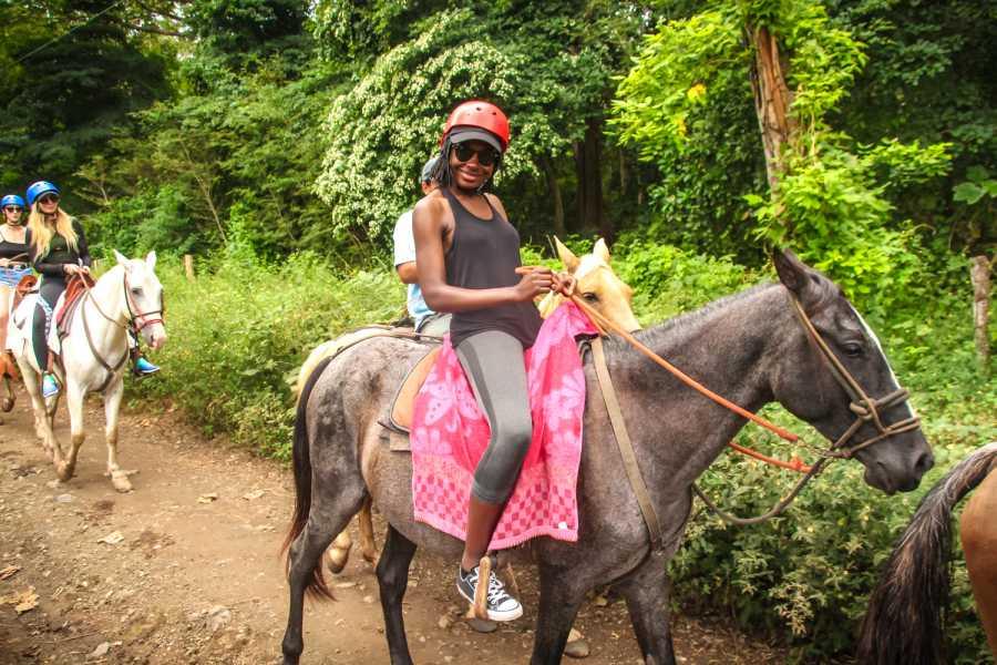 Tour Guanacaste Diamante Horseback Riding Tour