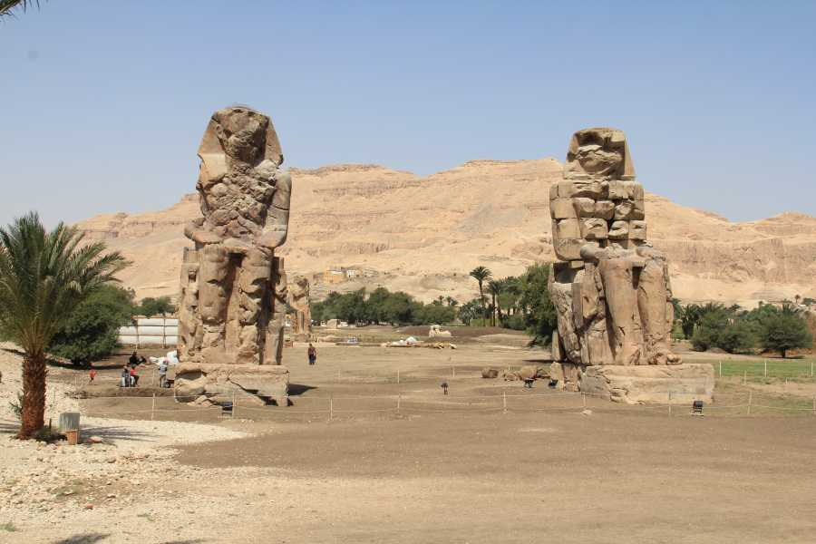 Excursies Egypte Luxor and Cairo two days Tour from Marsa Alam