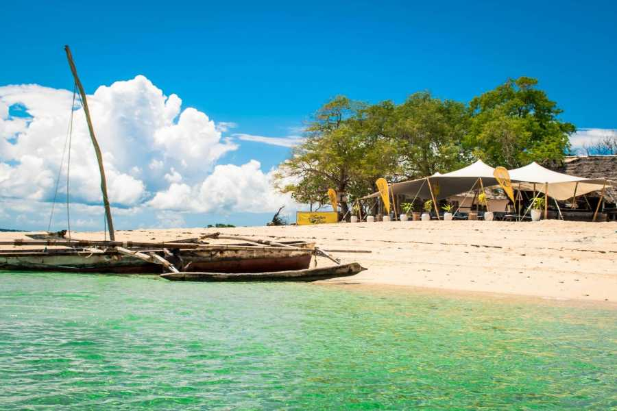 Walkbout International LLC Boat Experiences-  Tanzania: Safari Blue Zanzibar Full Day With All Inclusive