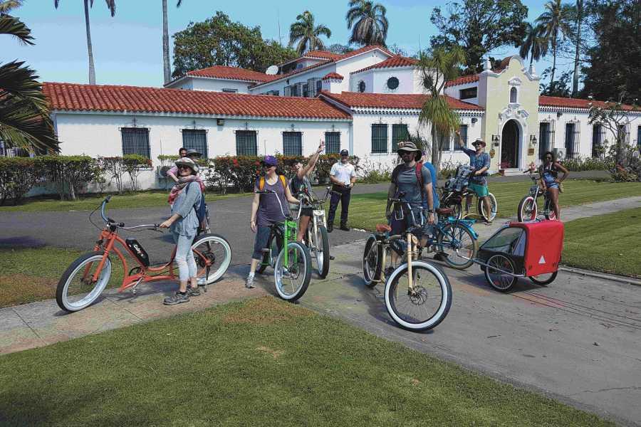 Cubyke Travel The bay of Havana