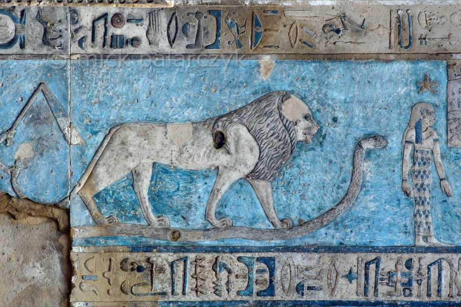 Excursies Egypte Dendera Temple  day Tour from El Gouna