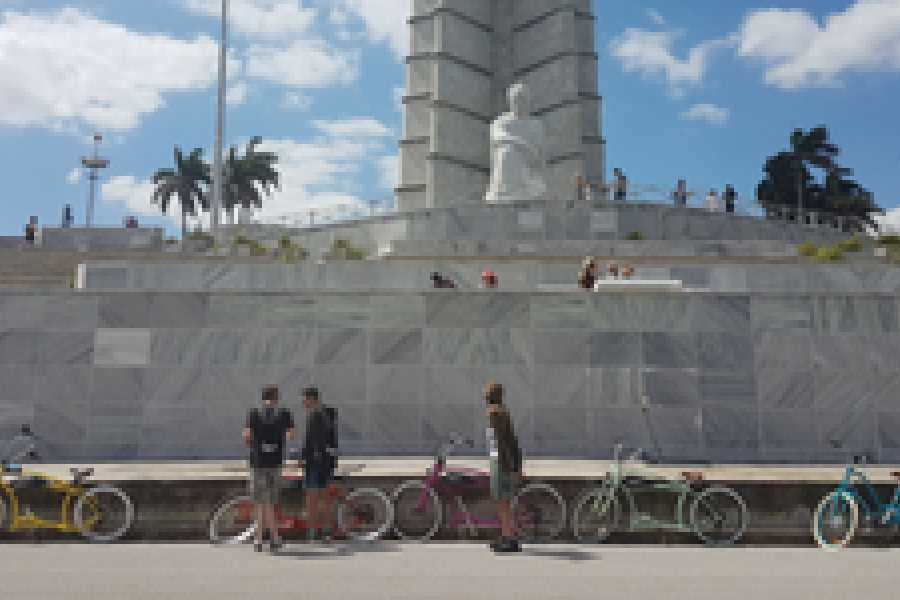 Cubyke Travel One day in Habana