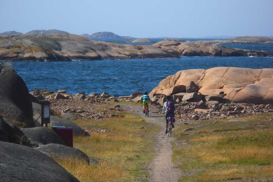 Outdoor West Bike rental in Lysekil, Outdoor West Sweden