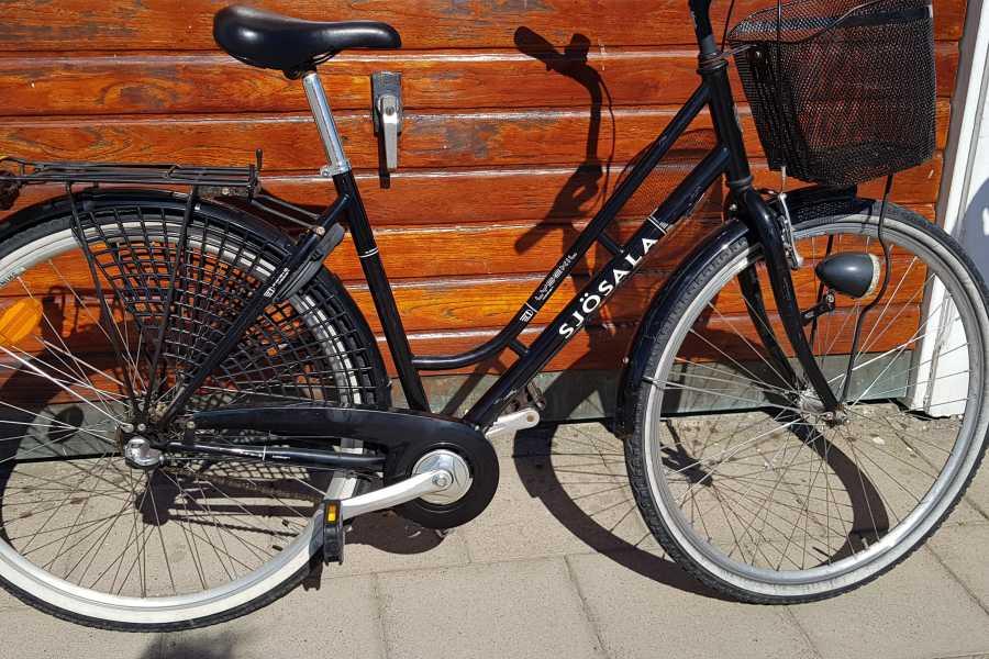 Outdoor West Uthyrning Cykel