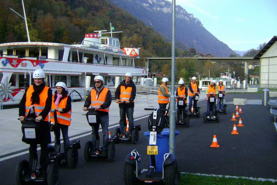 Segway City Tours by HB-Adventure Segway Tour Interlaken