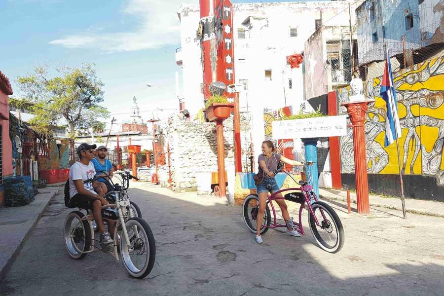 Cubyke Travel Halfday Havana