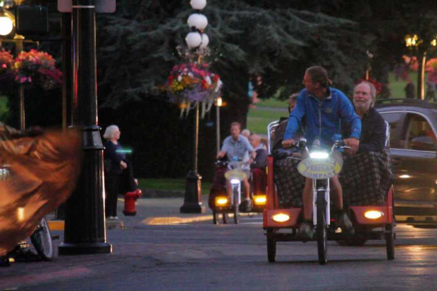 Victoria Pedicab Company Victorian Secrets Tour, Fashion District and Historic Core