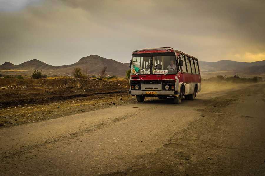 Wild-Trails Private Jeep tour in Nagorno Karabakh Artsakh