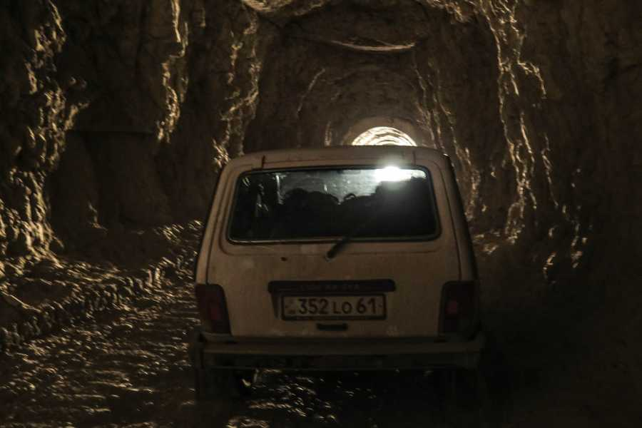 Wild-Trails Private Jeep tour in Nagorno Karabakh Artsakh
