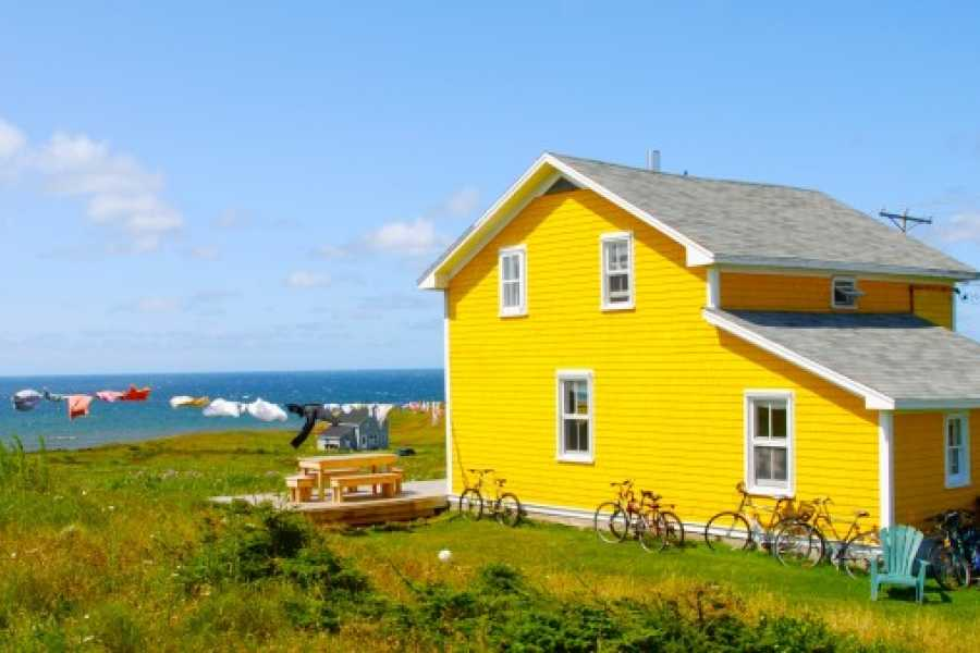 Dream Vacation Tours Iles de la Madeleine (5 days - FRENCH)