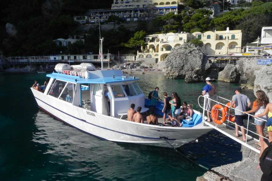 Italy on a Budget tours AMALFI COAST TOUR -  HOTEL UPGRADE