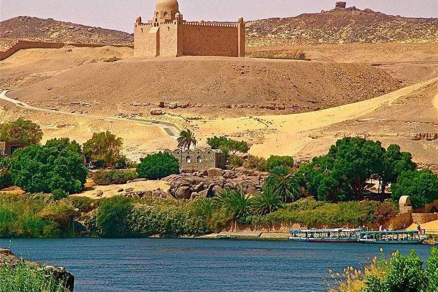 Marsa alam tours 4 Tage Nilkreuzfahrt von Assuan mit Abu Simbel