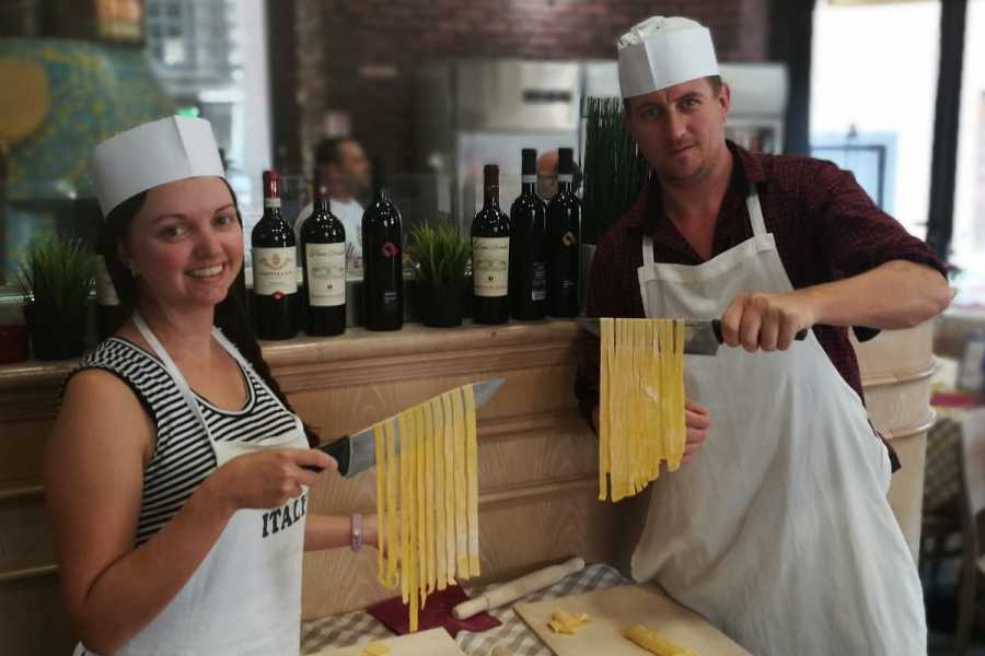 Italy on a Budget tours HOMEMADE PASTA LESSON