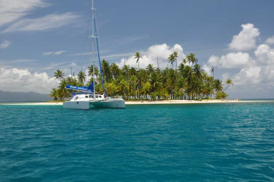 Cacique Cruiser BOAT TO COLOMBIA - Catamaran Jonathan
