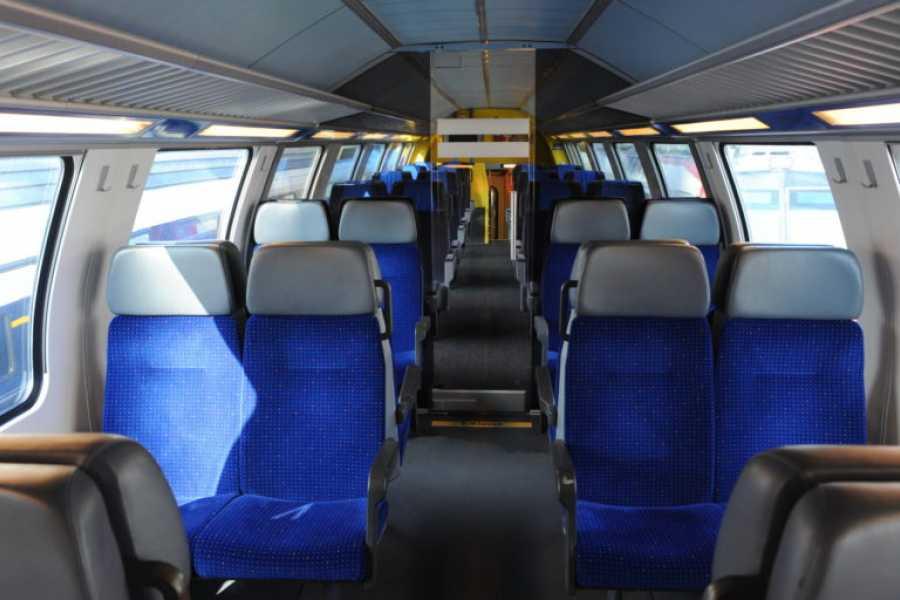 SwissTravelGuide upgrade for 1st class train travel
