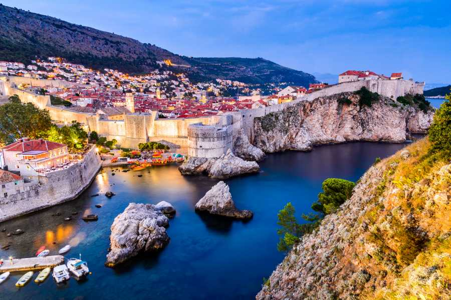 Nature Trips Wonders of the Adriatic One Way Cruise Dubrovnik - Venice