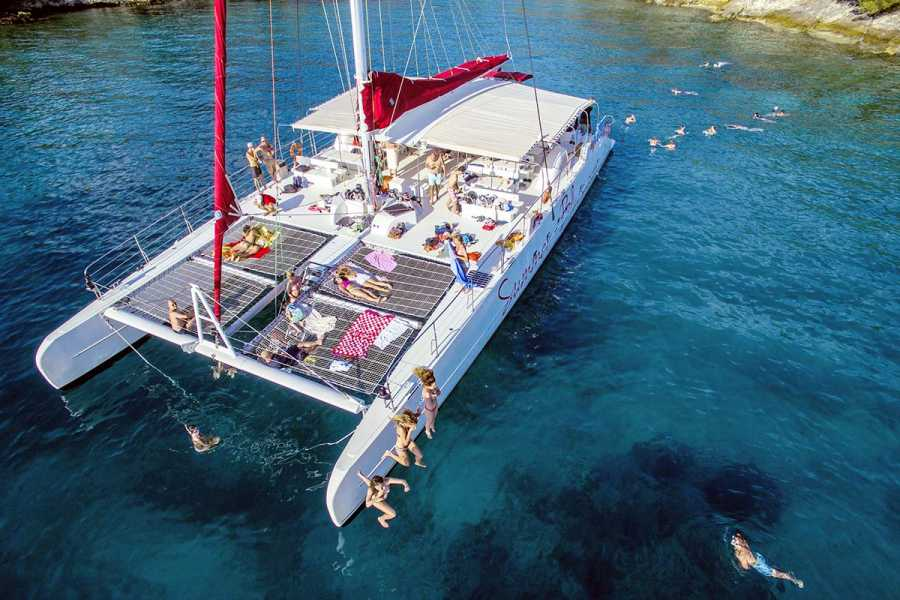 Sugaman Tours Central Dalmatia Catamaran Sailing Tour