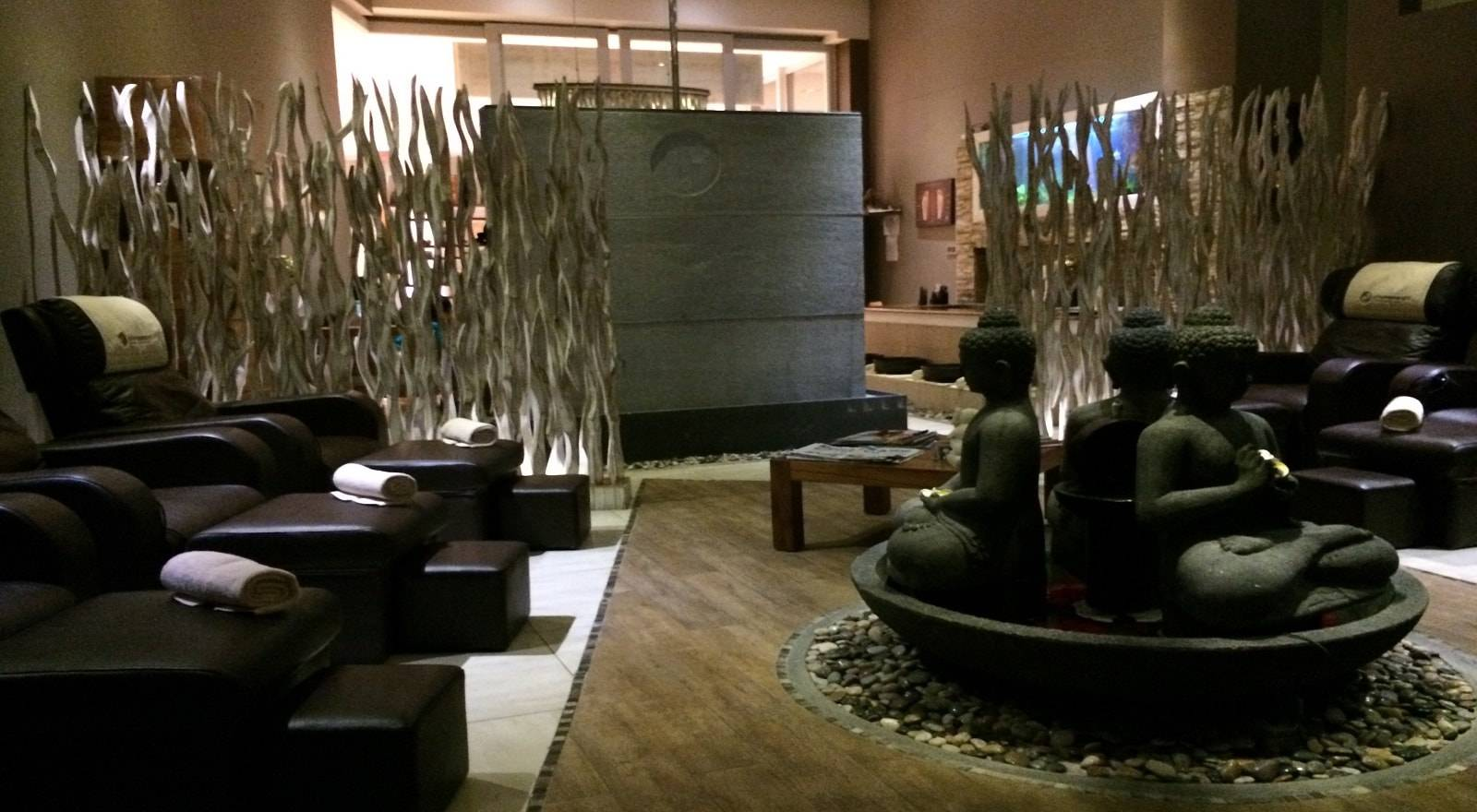 Spa Experience - Tranquillity Head & Shoulder