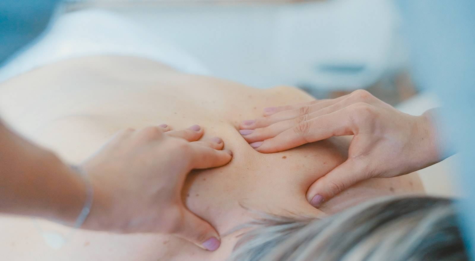 Spa Experience - Deep Release Back Massage