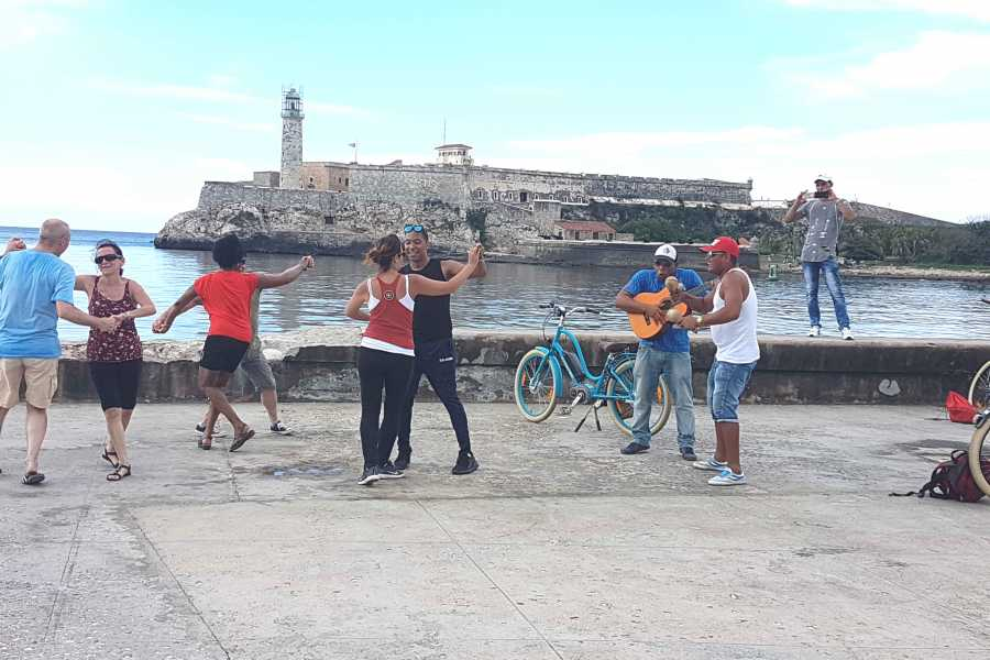 Cubyke Travel The bay of Havana - PRIVATE