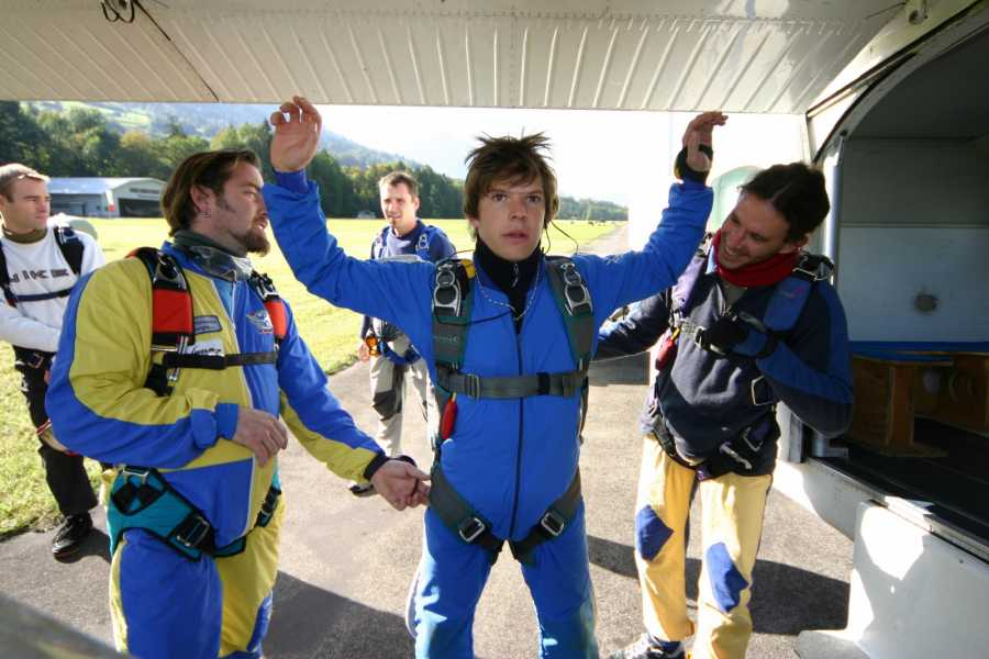 Skydive Switzerland GmbH AFF Skydive School