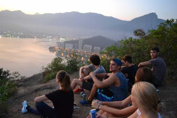 1. Favela Tour