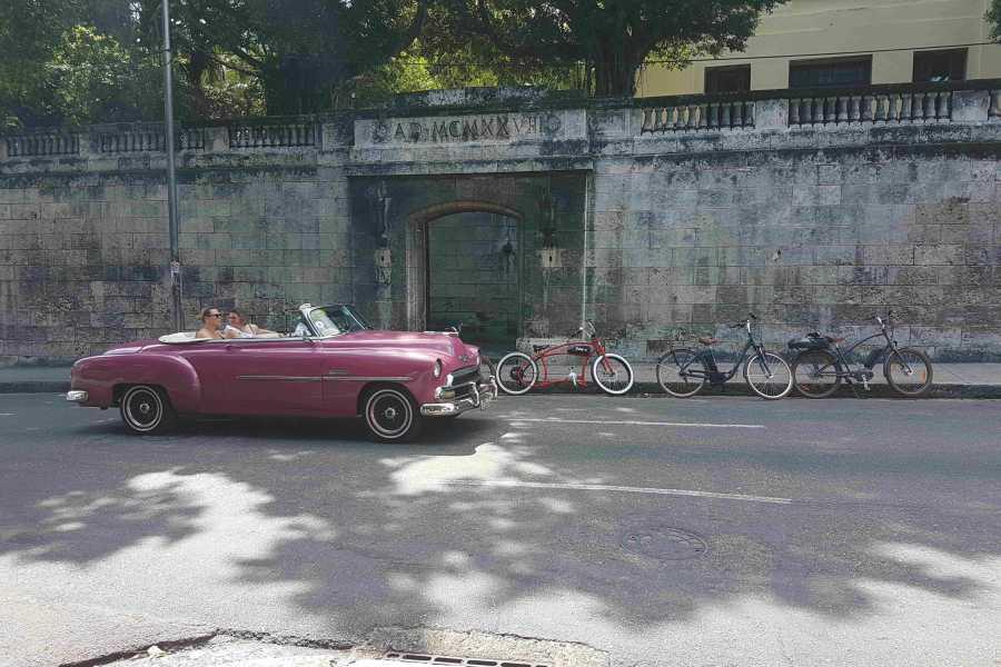 Cubyke Travel Halfday Havana - PRIVATE