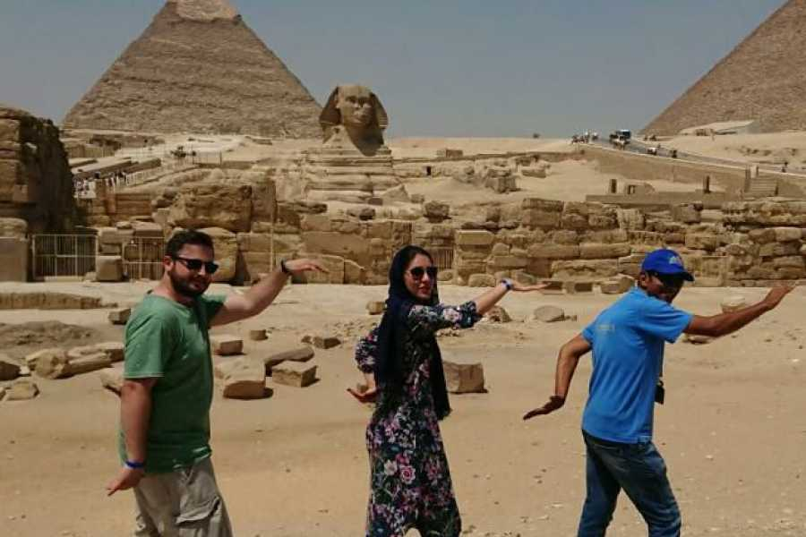 Excursies Egypte Giza Pyramids, Memphis & Sakkara Day Tour from Cairo