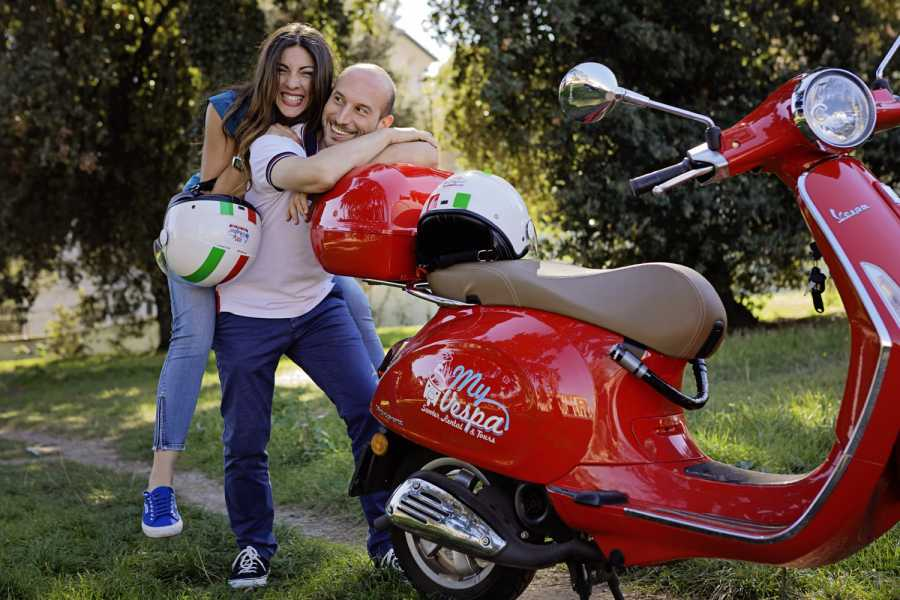 Italy on a Budget tours CLASSIC ROME TOUR BY VESPA