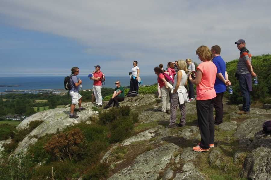 Shane's Howth Adventures 4. Team Building & Tour Operator Events