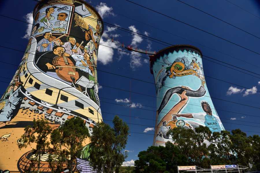 Graffiti Sotto la Lente Sud Africa - Best of South Africa (Malaria Free)