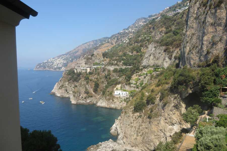 Italy on a Budget tours AMALFI COAST AND POSITANO DAY TRIP FROM ROME