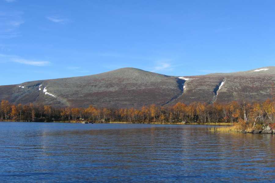 Velkommen til Vaset Guidet fjelltur til toppen av Vestre Slidre- Gråkampen 1595moh
