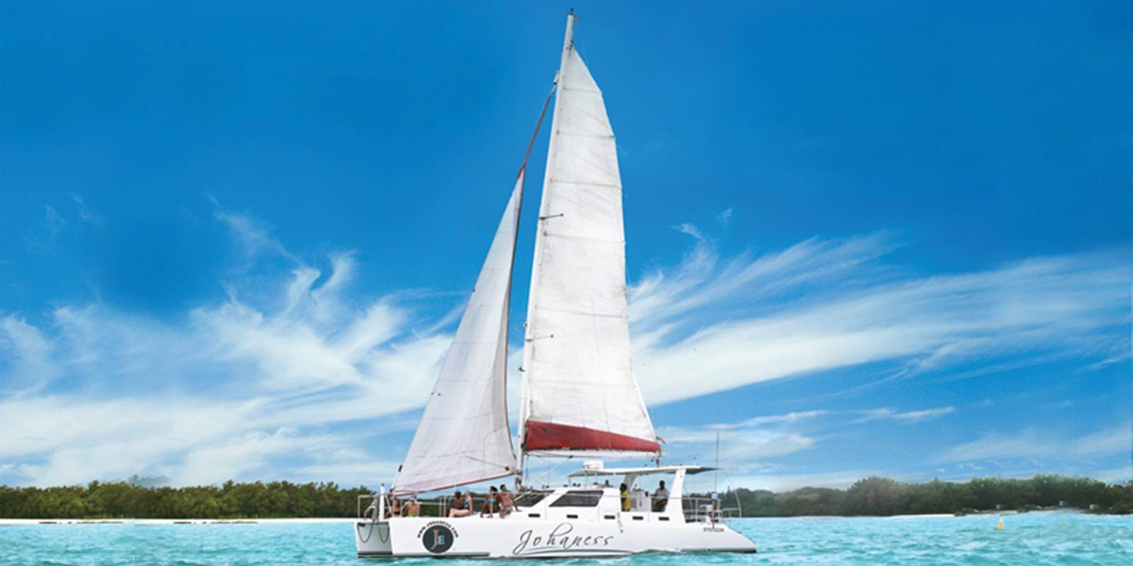 Private Catamaran Cruise to Ile Aux Cerfs