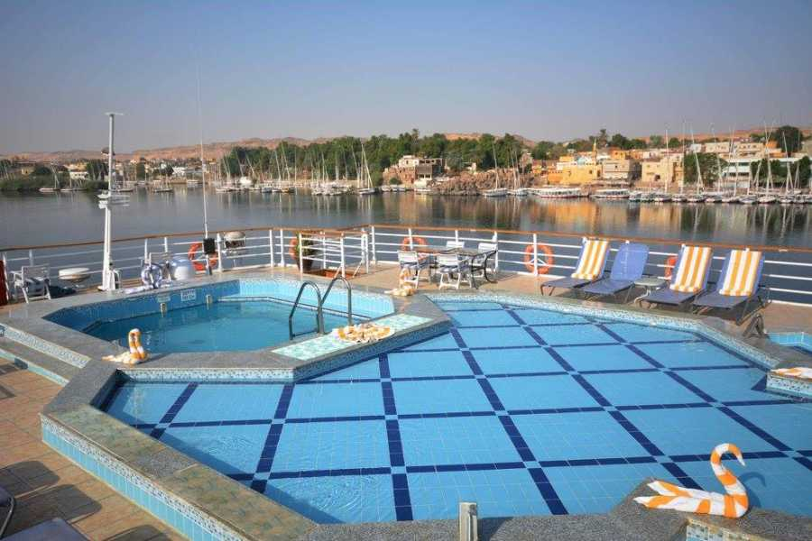 Journey To Egypt Radamis I Nile Cruise