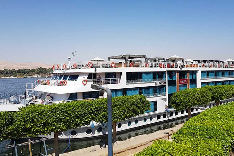 Journey To Egypt MS Le Fayan Nile Cruise