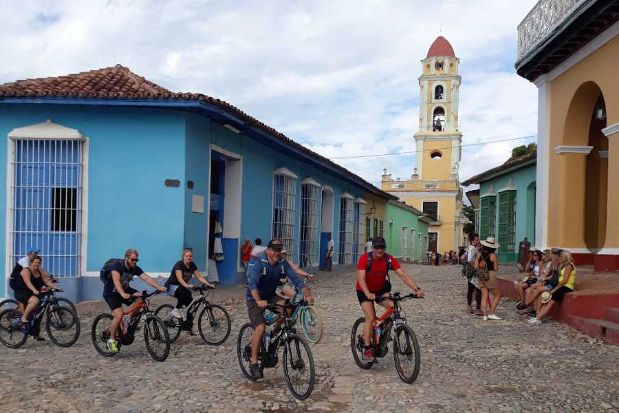 Cubyke Travel CUBA CENTRAL